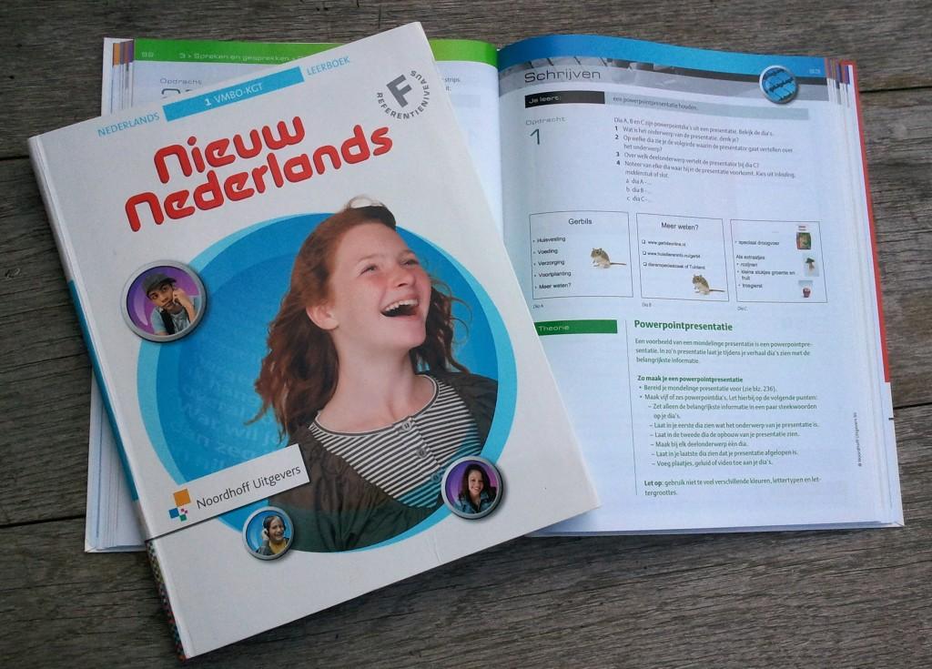 Nieuw Nederlands, vijfde editie, Noordhoff Uitgevers