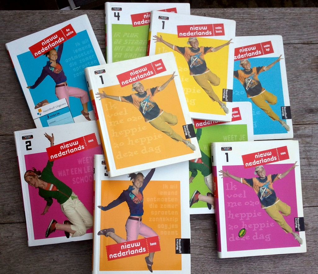 Nieuw Nederlands, vierde editie, Noordhoff Uitgevers