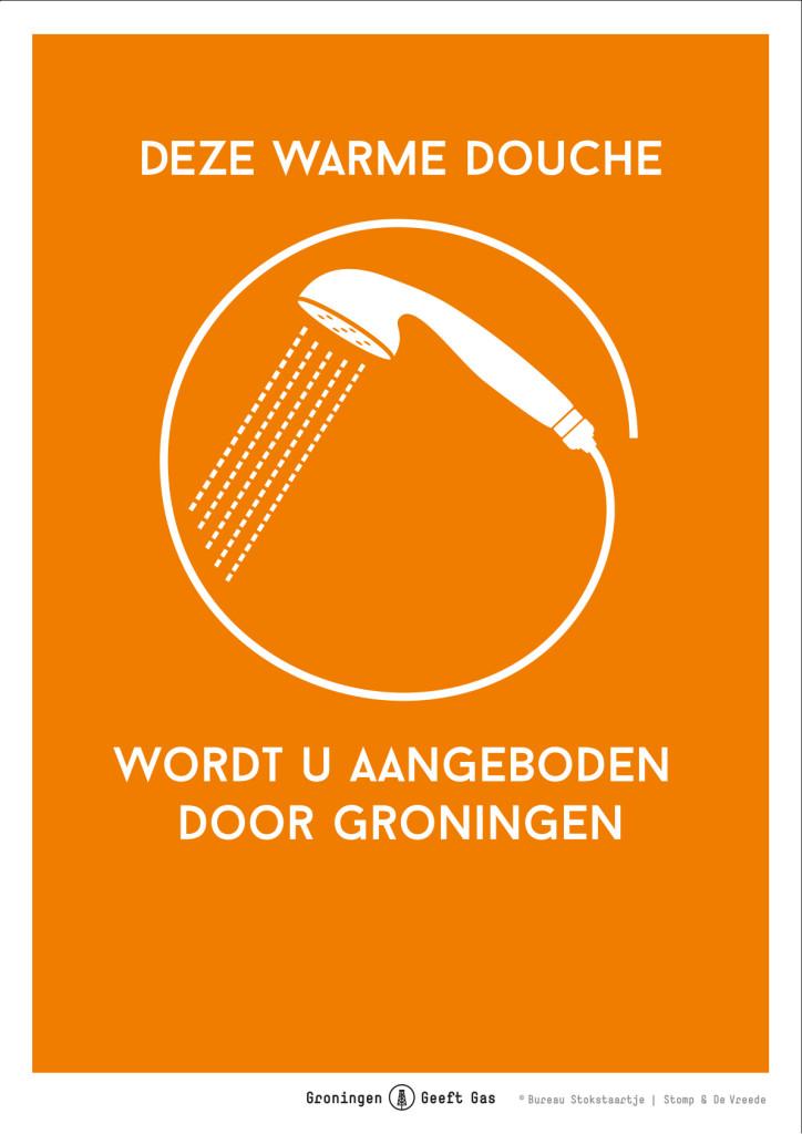 Poster #2 Groningen Geeft Gas!