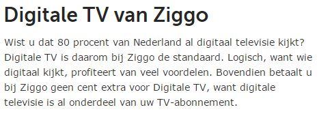TV Ziggo
